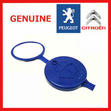 Genuine Citroen & Peugeot Washer Bottle Cap. New, 643230