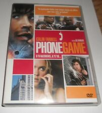 Phone Game - DVD ~ Colin Farrell -