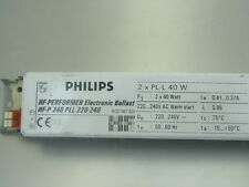 PHILIPS HF-PERFORMER ELECTRONIC BALLAST HF-P 240 PLL 220 - 240 2x PL-L 40W *2