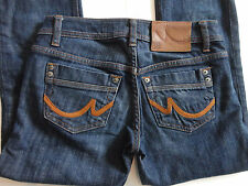 LTB 1948 LITTLEBIG {Size 32 in} Women's Ultra Low Slight Flare Jeans EXCELLENT!