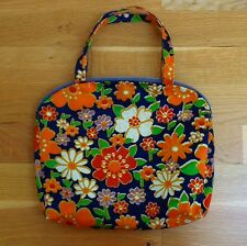 70s Vintage Bag (Flower Power) - Unique!