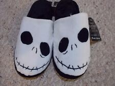 Nightmare Before Christmas Adult Jack Slippers New Size Medium 7-8