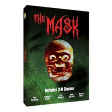 The Mask (DVD, 2008, 3-D) Paul Stevens-Claudette Nevins-Canadian Horror-1961