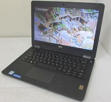 Dell Latitude E7270 Intel Core i5 6300U @ 2.40GHz 4GB 256GB, Win10 Pro 64bit