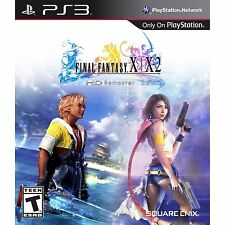 PS3 Games Final Fantasy X/X-2 HD Remaster [2 In] Brand New & Sealed