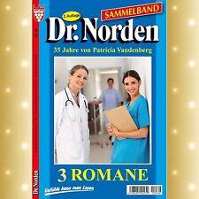 NEU * 3 Arztromane * DR. NORDEN * Nr.398 - 400 ua. EIN NEUES LEBEN FÜR SYBILLE