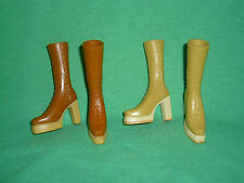 Bratz Boots - Two Pairs