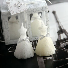 20PCS Wedding Favors Party Valentine's Gifts Bridal Shower Bridal Candle