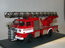 Kimmeria, IFA W50 DLK 30, Drehleiter mit Rettungskorb Feuerwehr DDR, 1/43