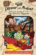 Gravity Falls Dipper and Mabel and the Curse of the Time Pirates' Treasure! :...