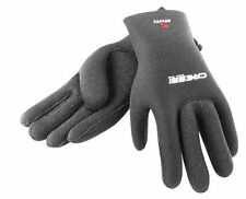 GUANTI ULTRA HIGH STRETCH SIZE M CRESSI 2,5 MM SUB MUTA GLOVES GANTS NEOPRENE