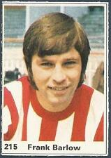 MARSHALL CAVENDISH TOP TEAMS 1971- #215-SHEFFIELD UNITED-FRANK BARLOW