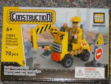 Small Pneumatic Drill BricTek Building Block Construction Toy Brick 24001