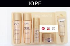 IOPE Super Vital Cream Rich VIP Special Gift 5 Set Skin Emulsion Serum Eye 2018