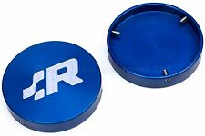 Vw Golf Mk4 R32, GTI, TDI Suspension Strut Cap Covers Anodised in Blue