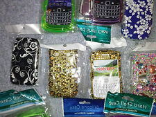 Blackberry Bold 9700/8520 Bulk, lot of case covers.