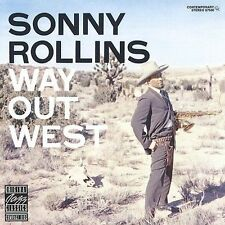 Way Out West by Sonny Rollins (CD, Jul-1991, Original Jazz Classics)