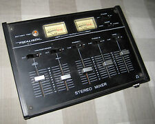 Realistic 32-1100A 4-Channel Compact Stereo Phono/Mic Mixer
