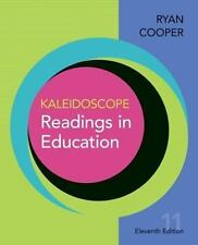 Kaleidoscope: Readings in Education, Cooper, James M., Ryan, Kevin, New Book