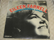 MINT Eileen Farrell Songs America Loves Sealed LP Mono ffrr The Lord's Prayer
