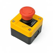 660V Switch High Quality Hot good New Red Sign Emergency Stop Push Button 35DI