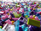 ☀️250+ LEGO GIRL FRIENDS PASTEL COLORS LEGOS SMALL DETAIL PIECES HUGE BULK LOT