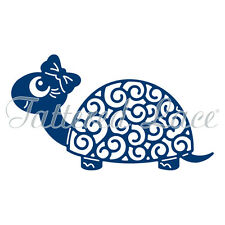 Tattered Lace Cutting Dies TORTOISE D953  Stephanie Weightman *