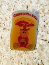 Garbage Pail Kids Gang Adam Bomb card pin enamel rare old bootleg