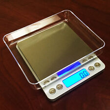 0.1g / 2000g Gram Mini Digital LCD Balance Weight Pocket Jewelry Diamond Scale