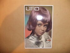 GERRY ANDERSON UFO DVD POSTCARD  vol 1 no 2  ED BISHOP GABERIEL DRAKE SHADO NEW
