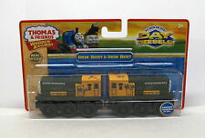 Thomas & Friends, Wooden Railway, Iron Arry & Iron Bert Set (oil covered), NIP