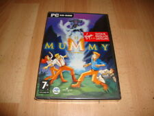 THE MUMMY LA MOMIA DE VIRGIN PARA PC TEXTOS EN CASTELLANO NUEVO PRECINTADO