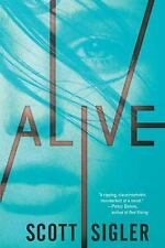 Alive (The Generations Trilogy), Sigler, Scott, Acceptable Book