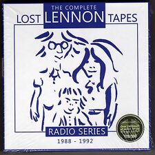 John Lennon Beatles - The Complete Lost Lennon Tapes  6 DVD   Box Set