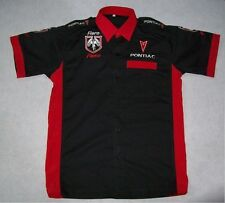 NEU PONTIAC FIERO Faan - Hemd schwarz/rot shirt blouse camisa chemise skjorta