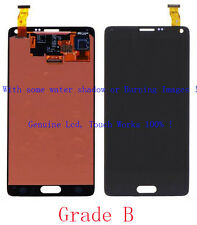 B Gray For Samsung Galaxy Note 4 N910 N910A N910T LCD Screen Touch Digitizer