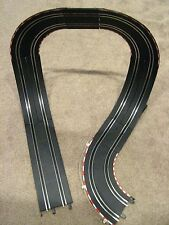Rare CARRERA GO 1/43 Slot Car SUPER BANKED FLY OVER TRACK with Supports & Clips