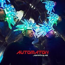 JAMIROQUAI 'AUTOMATON' CD (31st March 2017)