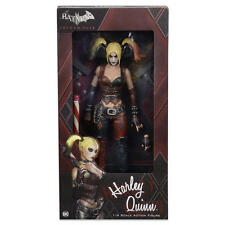 NECA Arkham City 1/4 Scale Action Figure Harley Quinn ~ New in Box!