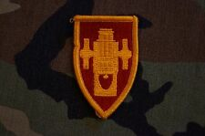 Authentic US Army Field Artillery School Dress Colored Sew On Military Patch