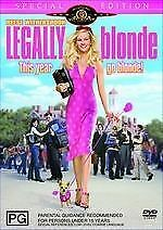 Legally Blonde (DVD, 2006)**R4**Great Condition**