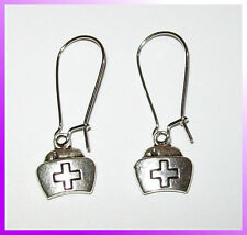 NURSE / DOCTOR DROP EARRINGS