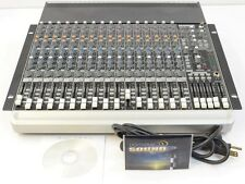 Mackie 1604-VLZ3 Premium 16-Channel/4-Bus Compact Mixer w/ Rack Rails