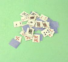 Dollhouse Miniature Deck of Playing Cards, IM65253