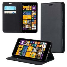 Nokia Lumia 625  Wallet Flip Case Cover Magnet Bag Bumper Sleeve Protect