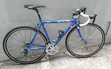 cannondale SR600 Road Bike 10 speed Shimano 105 50CM