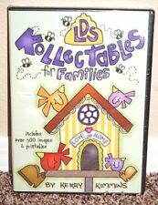 NEW LDS Kollectables for Families CD-Rom Mormon Kids Printable Clip Art PRIMARY