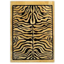 ZEBRA STRIPES Background African mounted rubber stamp, tribal #17
