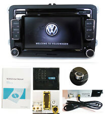 VW Car Audio Radio RCD510+USB+RVC AUX CD MP3 w.CODE GOLF TOURAN JETTA POLO
