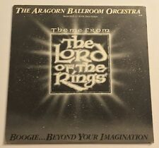 """ARAGORN BALLROOM ORCHESTRA-THE LORD OF THE RINGS THEME  DISCO 12"""" 1978"""